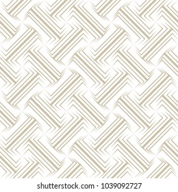 Abstract geometric vector pattern. Creative stylish texture. Abstract minimal backdrop for wallpaper, web design, textile, décor, cover template.