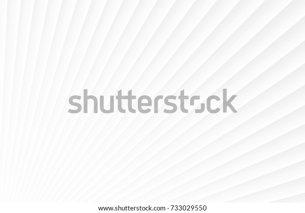 Abstract geometric white and grey color background, vector wall mural illustration.