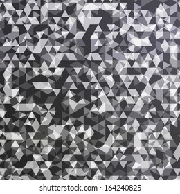Abstract geometrical background. Vector eps10