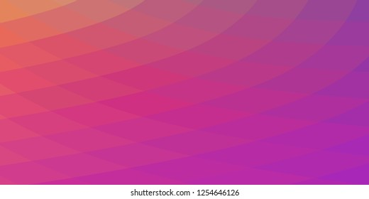 Abstract geometrical quadrilateral polygonal squares in different color tones. Vector background.