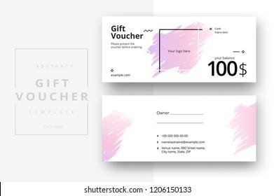 Nail Salon Gift Card Designs Images, Stock Photos \u0026 Vectors