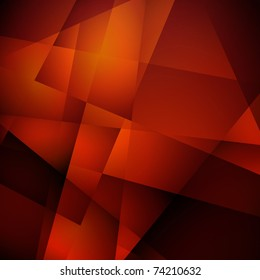 Abstract gold background. Clip-art