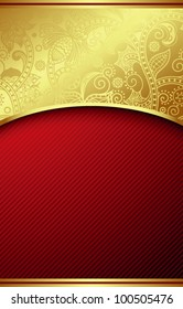 Red And Gold Background Images Stock Photos Vectors Shutterstock