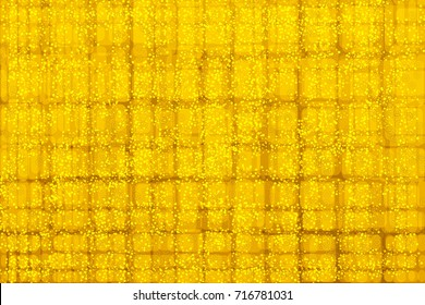 Abstract golden background. Abstract background in style of Gustav Klimt painting.