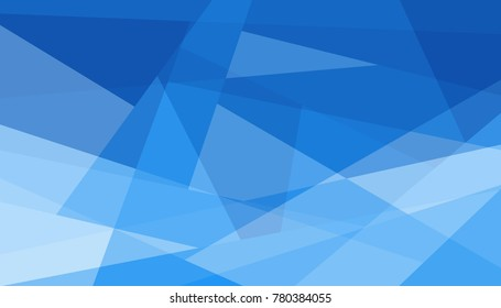 Abstract gradient background in Blue from the Material Design palette