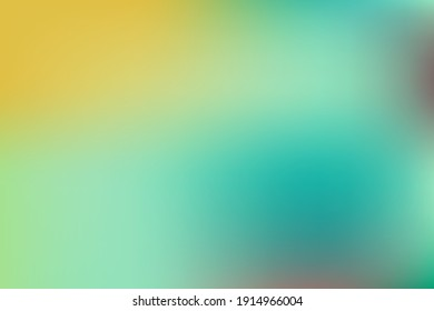 Abstract gradient background. Blur, pastel colored background or backdrop. Gradient wallpaper with soft colors. Vector illustration