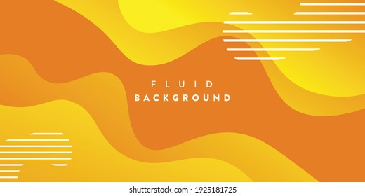 Abstract gradient background with geometric shapes and curved lines. line effect. Design of covers. Vector illustration