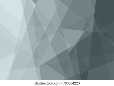 Abstract gradient background in grey from the Flat UI palette