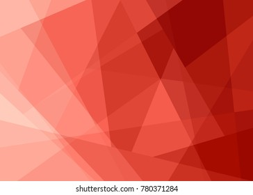 Abstract gradient background in red from the Flat UI palette