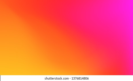 Abstract gradient  red background. Mesh gradient. Soft mixing colors.