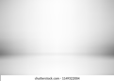 abstract gray backgrounds gradient vector illustration, room, interior, display products
