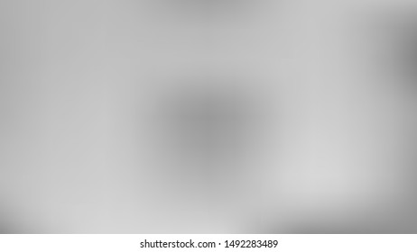 Abstract gray blurred background vector