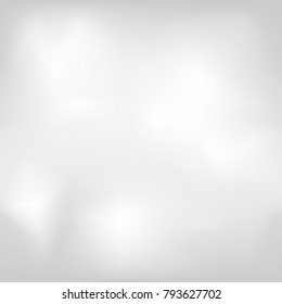 abstract gray and white atmospheric background vector