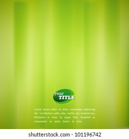 abstract green background with watercolor effect