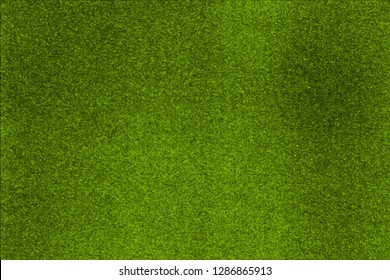 Abstract green luscious background of fresh grass field on top. Vector EPS10 illustration