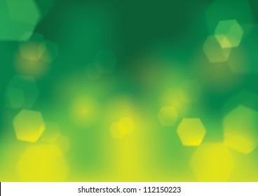 abstract green natural background  green bokeh