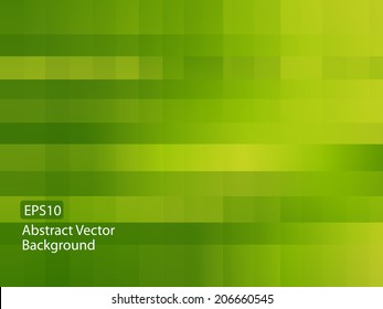 Abstract green random pixel background