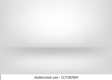 Abstract grey abstract background. Empty room with spotlight effect. Vector EPS10 Graphic art design.