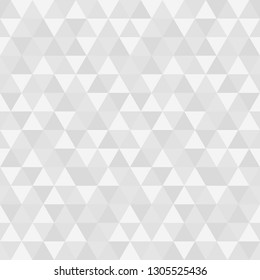 Abstract Grey Geometric Pattern Background. Vector