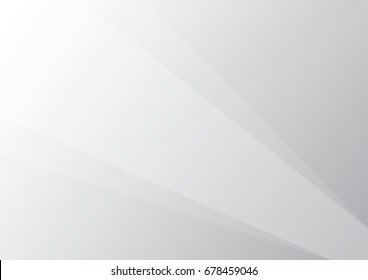 Abstract Grey and White background. vector.