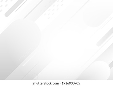 Abstract grey and white, texture modern background template for style design.