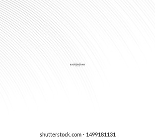 Abstract  grey white waves and lines pattern for your ideas, template background texture