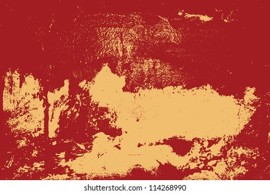 Abstract Grunge Bloody Background, with space for text or picture. EPS 10 vector illustration.
