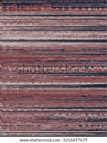 37c6e30bcc28a Abstract Grunge Striped Horizontal Vector Pattern Stock Vector ...