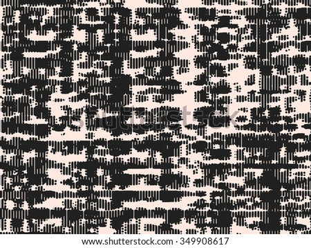 Grunge Camera Vector : Abstract grunge vector background monochrome composition stock