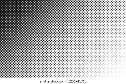 Abstract Halftone Background. Isolated backdrop