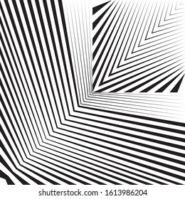 Abstract halftone lines background, minimal geometric pattern, vector modern design texture.