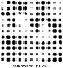 Abstract Halftone Texture Vector Modern Background For Posters Websites Web Pages