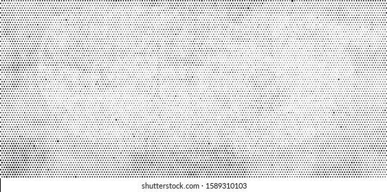 Abstract halftone vector background. Grunge effect dotted pattern. Vector graphic for web business design.
