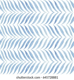 Abstract hand drawn pattern. Vector seamless herringbone background.