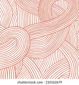 Abstract hand drawn vector background