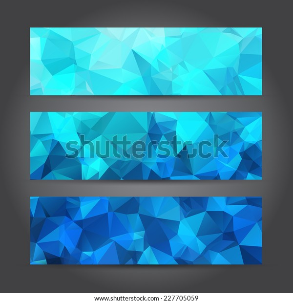 Abstract Header Background Design Work Vector Stock