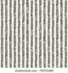 Abstract Herringbone Stripe. Seamless Pattern.