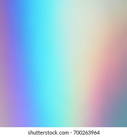 Abstract holographic background. Vector illustration. Design template.