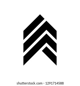 Abstract home logo (Sergeant)