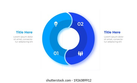 Abstract infographics number options template. Vector illustration. Can be used for workflow layout, diagram, business step options, banner and web design.