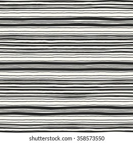 Abstract irregular variegated striped background. Seamless pattern.
