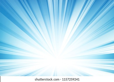 Abstract light blue background, vector and illustration.