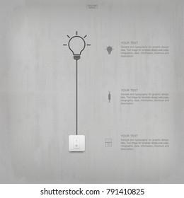 Vectores, imágenes y arte vectorial de stock sobre Light ... on symbol for headlight, symbol for fuel tank, symbol for faucet, symbol for distributor, symbol for screw, symbol for remote control, symbol for condenser, symbol for button, symbol for cable, symbol for brake, symbol for light resistor, symbol for frame, symbol for grill, symbol for tachometer, symbol for hammer, symbol for fluorescent light, symbol for muffler, symbol for electric outlet, symbol for pilot light, symbol for wall light,