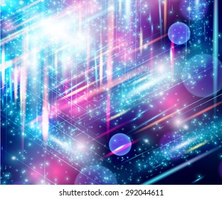 Abstract light texture background. Vector illustration