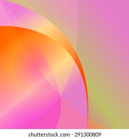 Abstract light vector. background illustration
