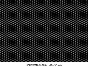 Abstract lines and metal mesh Seamless Pattern background, Vector, illustration