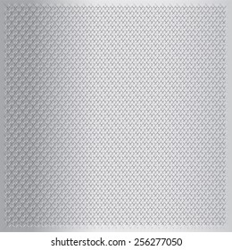 Abstract lines and metal mesh Silver Pattern background, Vector, illustration