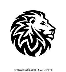 Lion Logo Images, Stock Photos & Vectors | Shutterstock