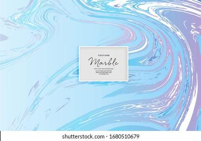 Abstrakter, flüssiger Marmor, pastellfarbener neonaler Hintergrund