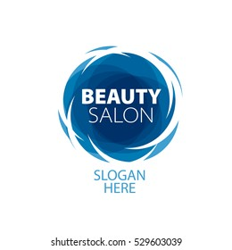 abstract logo for beauty